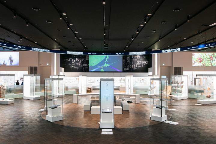 ウポポイ 国立アイヌ民族博物館